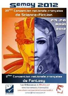 Affiche Conv'SFFF Semoy 2012